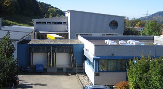 Unser Hauptsitz in Albstadt
